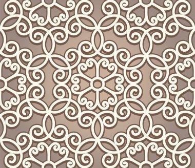 Vintage lace pattern