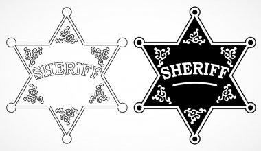 Sheriff stars