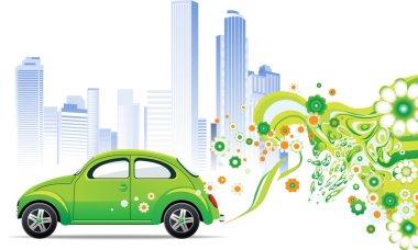 Environmental car.