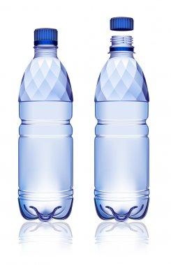 Two Water bottles.