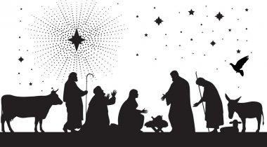 Star of Bethlehem.