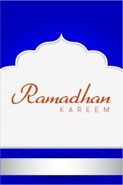 Ramadhan Greeting Card