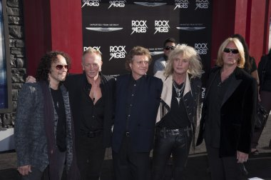 Pictures Rock of Ages at Graumans Chinese Theater on June 8, 2012