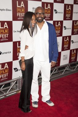 The Los Angeles Film Festival premiere of Middle of Nowhere