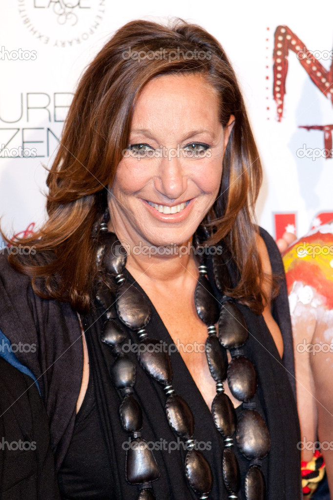 Fashion Designer Creator Of Dkny Clothing Label Donna Karan Arrives At The Nomad Two Worlds Los Angeles Gala At 59 Pier Studios West Stock Editorial Photo C Photoworksmedia 14373373