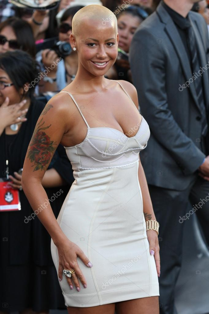 b25118d1691 Amber Rose attends The Twilight Saga Eclipse Los Angeles premiere– Stock  Editorial Photography