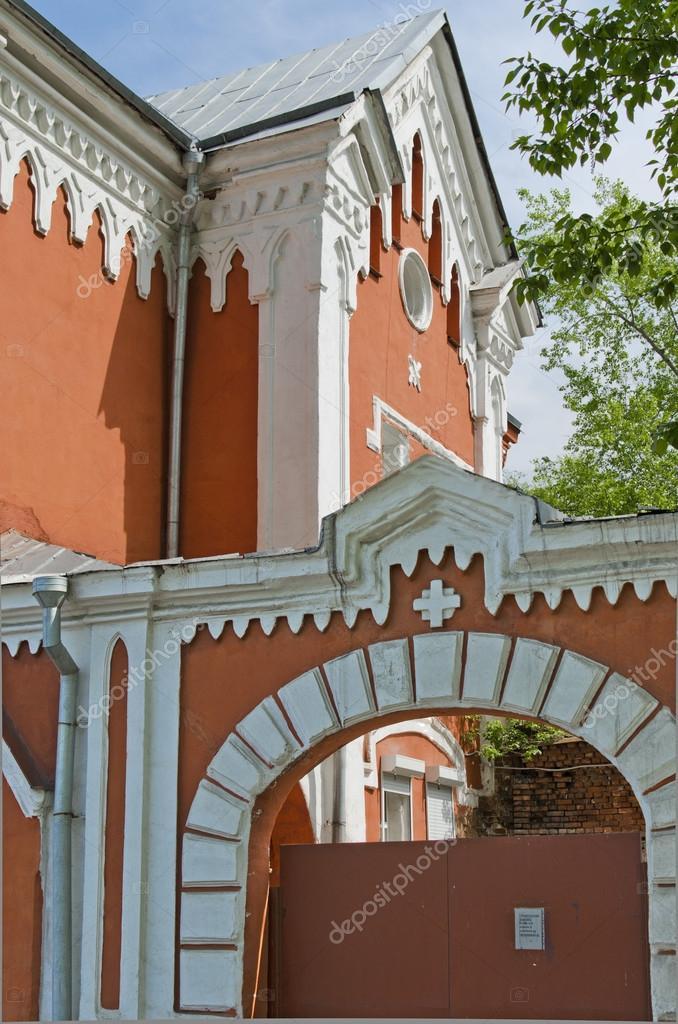 фото глазная факультетская клиника иркутск