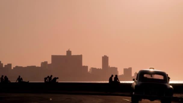 Skyline in la Habana, Kuba