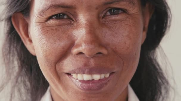Mature woman from Cambodia