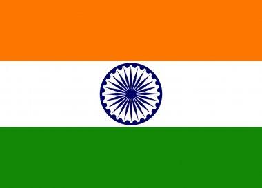 Creative indian flag design.