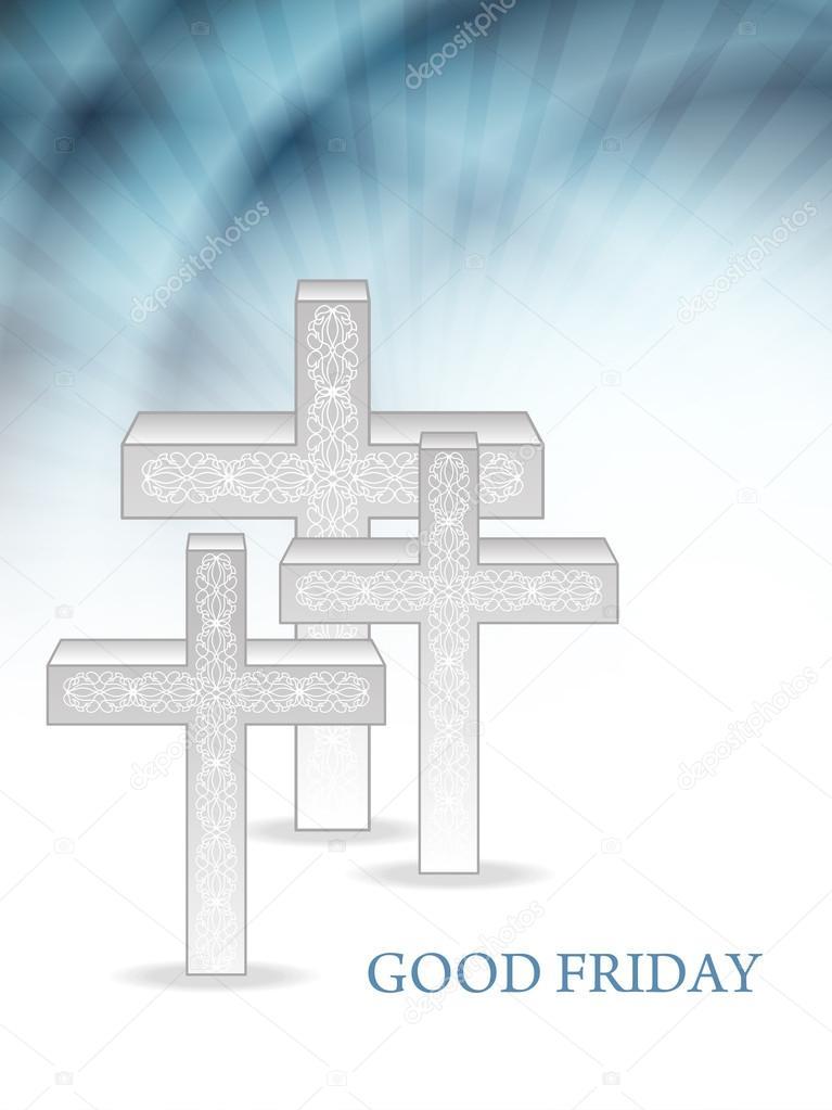 Elegant background for Good Friday