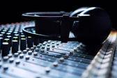 Fényképek Headpnones a soundmixer