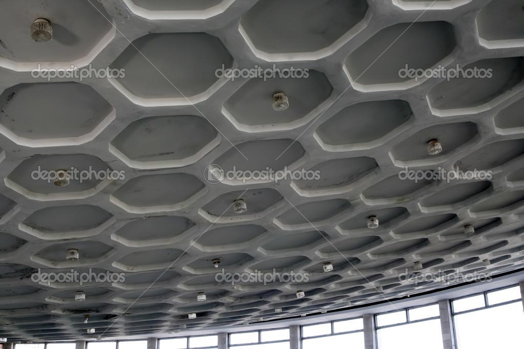 antiguo techo enmarcado — Fotos de Stock © fotoplanner #15448687