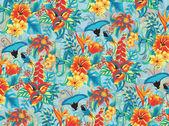 Fotografie tropicka mönster