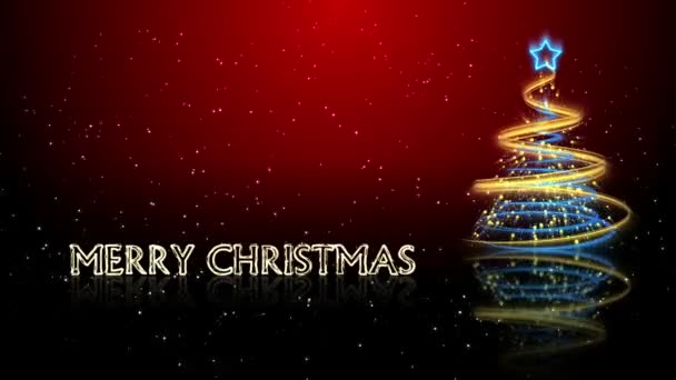 Christmas Tree Background - Merry Christmas 65 (HD)
