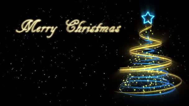 Christmas Tree Background - Merry Christmas 53 (HD)