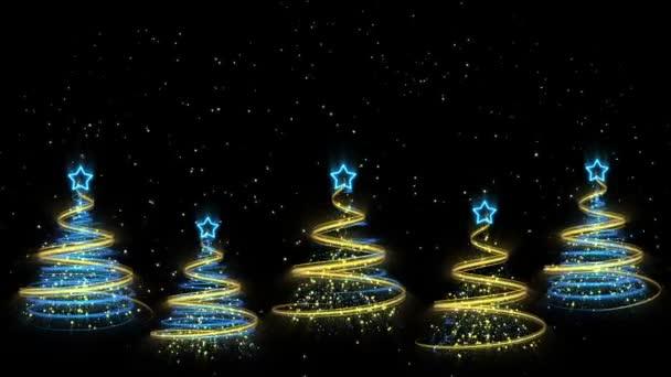 Vánoční stromy pozadí - Veselé Vánoce 44 (Hd)