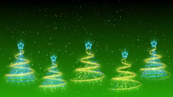 Vánoční stromy pozadí - Veselé Vánoce 37 (Hd)