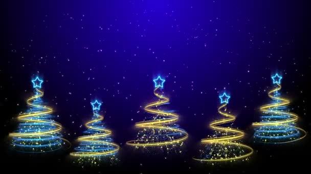 Vánoční stromy pozadí - Veselé Vánoce 43 (Hd)