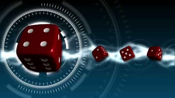 Casino Dice Background - Casino 16 (HD)