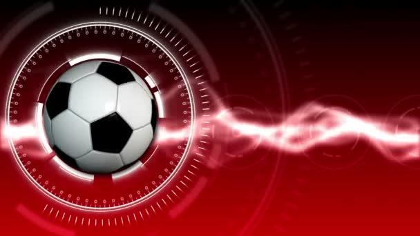 Futball labda Sport háttér 04 (Hd)