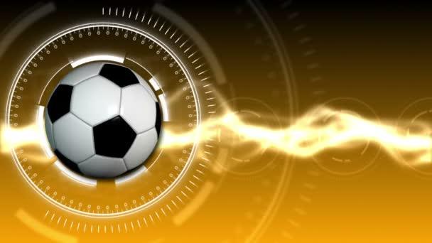 Futball labda Sport háttér 06 (Hd)
