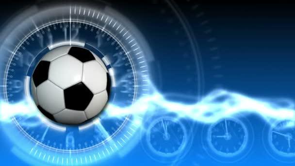 Soccer Ball Sport Background 15 (HD)