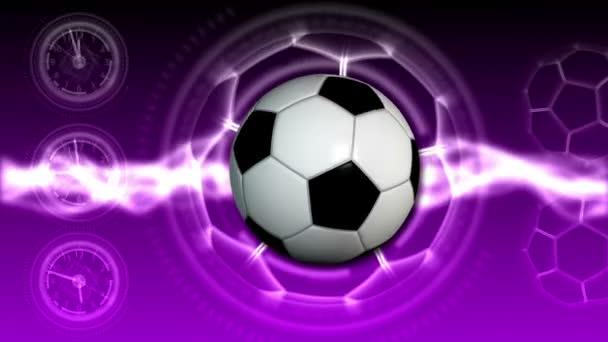Soccer Ball Sport Background 23 (HD)