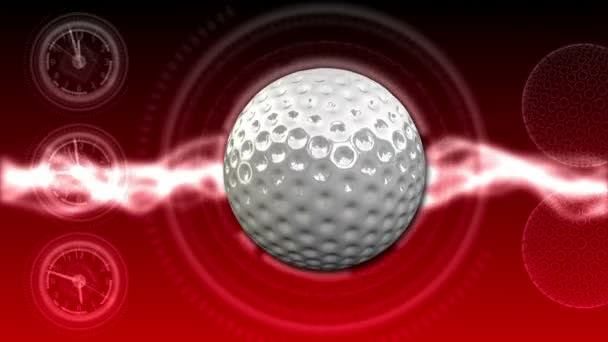 Golfové míče pozadí 24 (Hd)