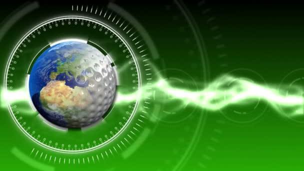 Golf Earth Background 27 (HD)