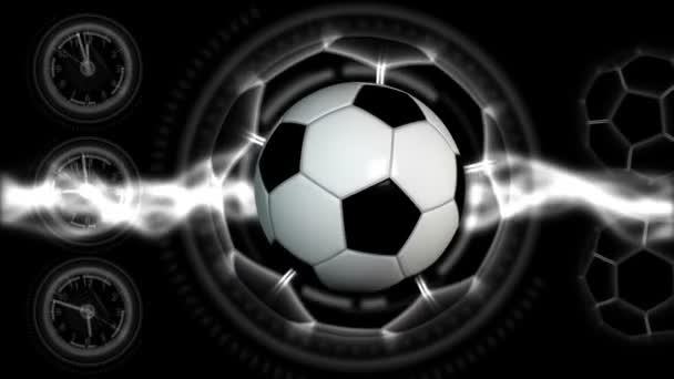 Fotbalový míč Sport pozadí 29 (Hd)