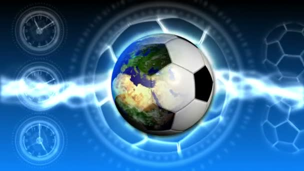 Soccer World Background 39 (HD)