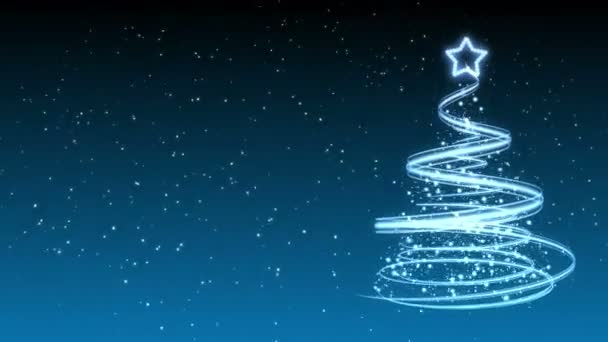 Christmas Tree Background - Merry Christmas 32 (HD)