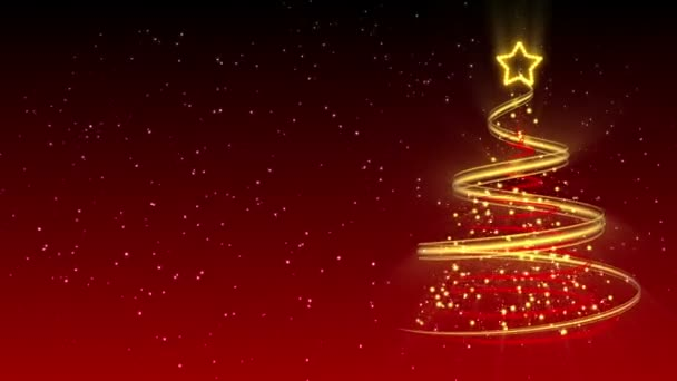 Christmas Tree Background - Merry Christmas 20 (HD)