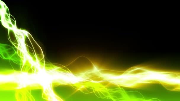 magické světlo pruhy pozadí