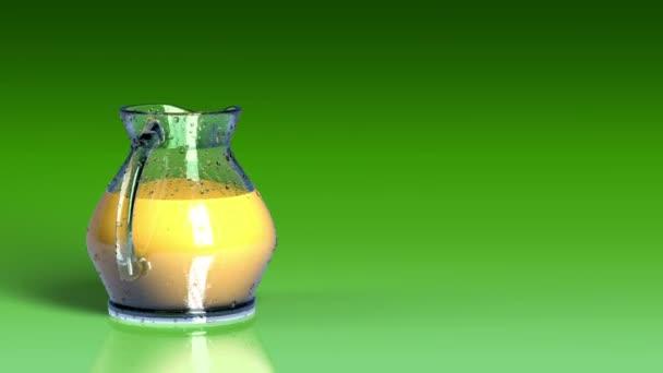 Fresh Juice Background