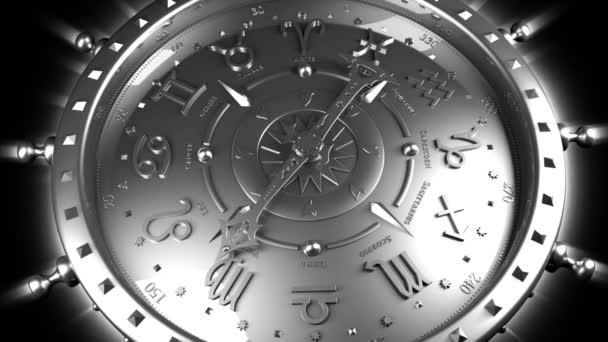 Silver Zodiac Gadget