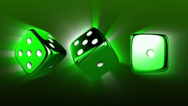 kasino kostky spinning