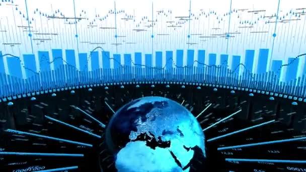 World Stock Market Business Data
