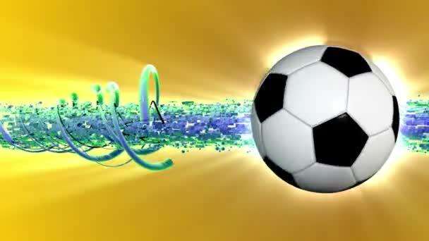 Soccer world cup háttér