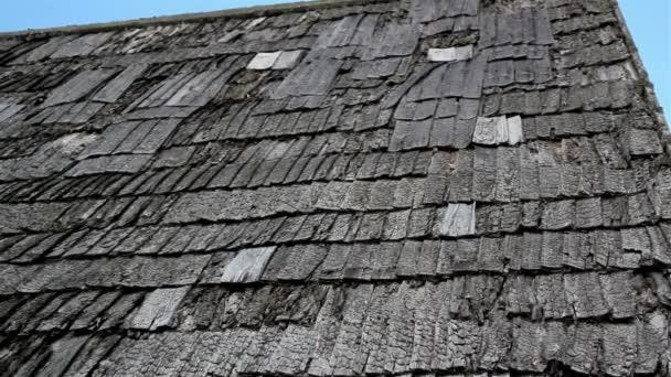 dřevěný šindel cedr protřepejte střecha