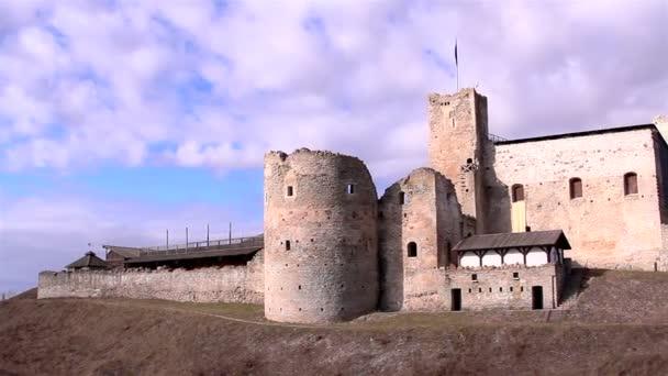 starý hrad jako turistická atrakce