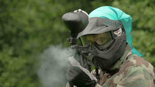 střelec na zelený tým střílet nepřítele fs700 7q odysea