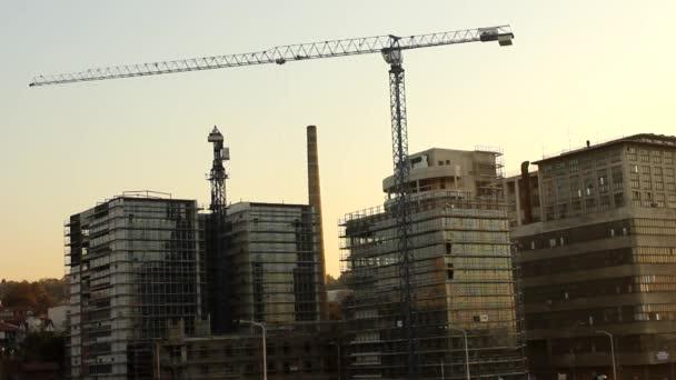 rekonstrukce prostor, staveniště