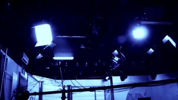 Television studio reflectors