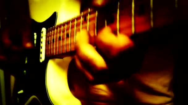 gitár zenész