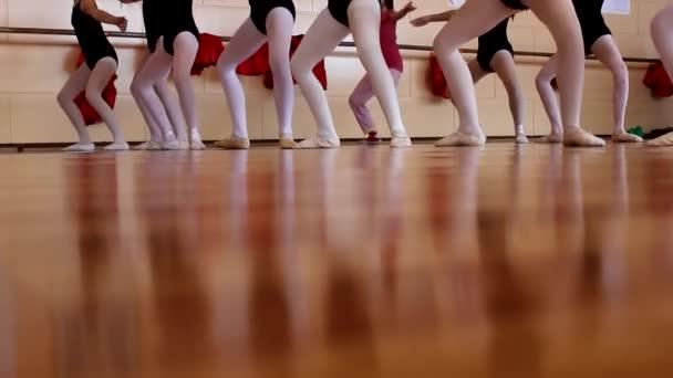 Ballettbeine