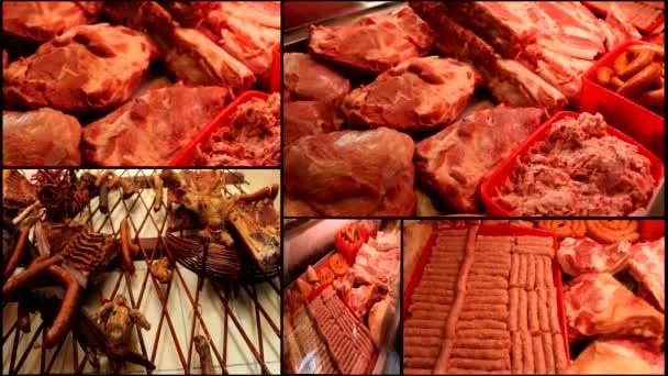 syrové maso řeznictví trh