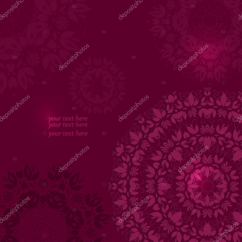 Hermosos Mandalas Archivo Imágenes Vectoriales Ajjjgul 31954235