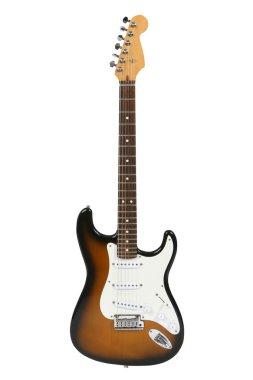 Electric Guitar (Sunburst Fender Stratocaster)